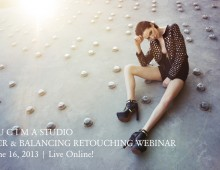 L U C I M A | ACR & Balancing Retouching Webinar